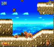 Disney's The Lion King III Game