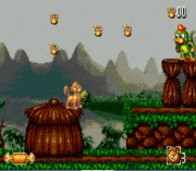 Disney's The Lion King II Game