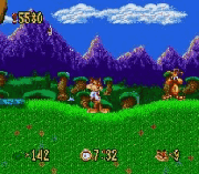 Bubsy Game