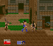 Golden Axe II Game