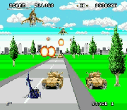 Super Thunder Blade Game