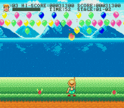 Funny World and Balloon Boy Game