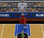 Jordan vs Bird – One on One Game