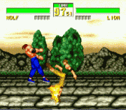 Virtua Fighter vs Teken II Game