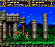 Alisia Dragoon Game