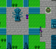Phantasy Star II – Evil Overlord Game