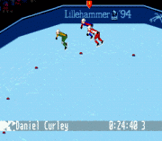 Winter Olympics Game