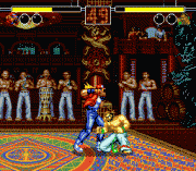 Fatal Fury – Sega Genesis (Mega Drive) Game
