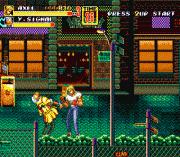 Streets of Rage 2 – Sega Genesis (Mega Drive) Game