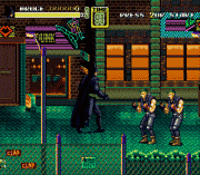 Streets of Rage 2 – DC Comics Heroes Edition Game