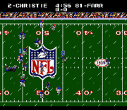 Tecmo Super Bowl on sega Game