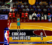 NBA Hang Time Game