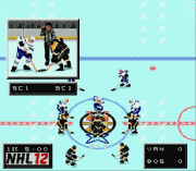 NHL '12 – Playoff Edition Game
