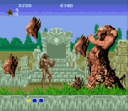 Altered Beast on sega