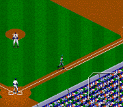 Tecmo Super Baseball Game