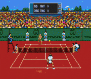 Davis Cup World Tour (June 1993) Game