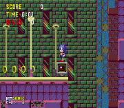 soniNeko (Sonic 1 Hack) Game