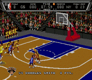 NBA Action '94 Game