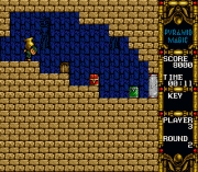 Pyramid Magic III (SegaNet) Game