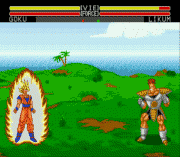 Dragon Ball Z (English) – Sega Genesis (Mega Drive) Game