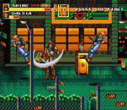 Streets of Rage 2 – Shinobi Edition Game
