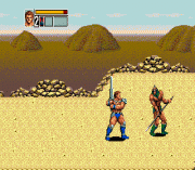 Golden Axe III – Sega Genesis (Mega Drive)