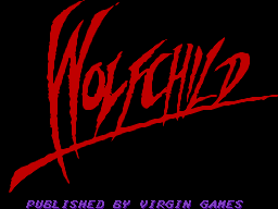Wolfchild (Europe) Game