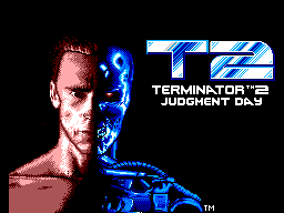 Terminator 2 - Judgment Day (Europe) on sms Game
