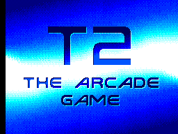 T2 - The Arcade Game (Europe) on sms Game