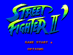 Street Fighter II (Brazil)