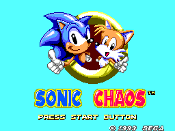 Sonic Chaos (Europe)