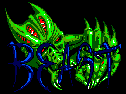 Shadow of the Beast (Europe) Game