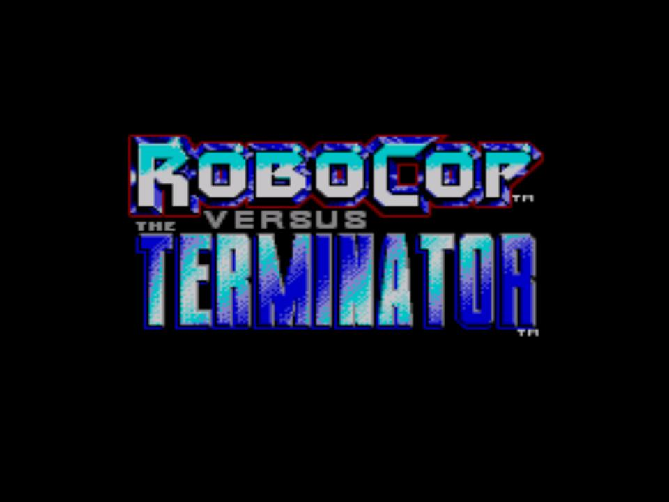 RoboCop versus The Terminator (Europe) on sms