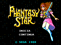 Phantasy Star (Brazil)