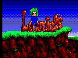 Lemmings (Europe) on sms