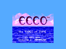 Ecco - The Tides of Time (Brazil)