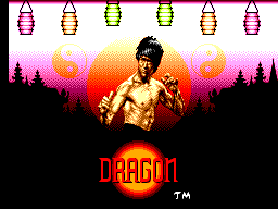 Dragon - The Bruce Lee Story (Europe) on sms