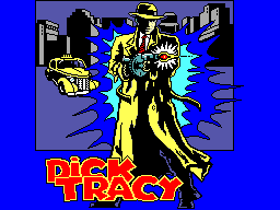Dick Tracy (USA, Europe)