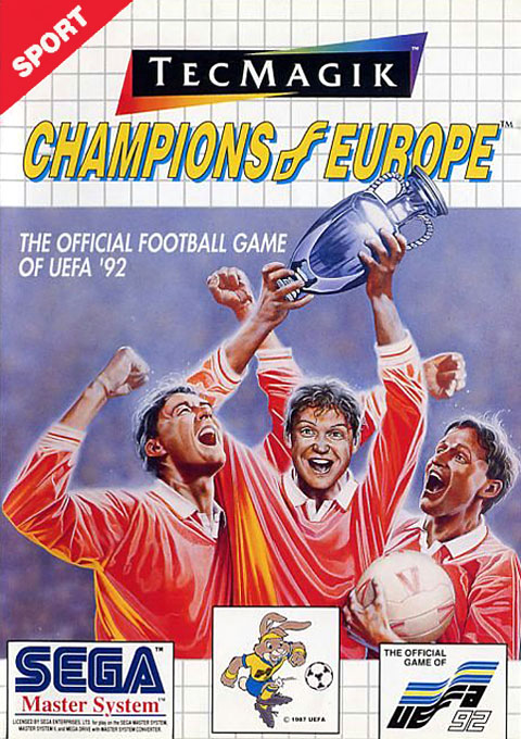 Champions of Europe (Europe)