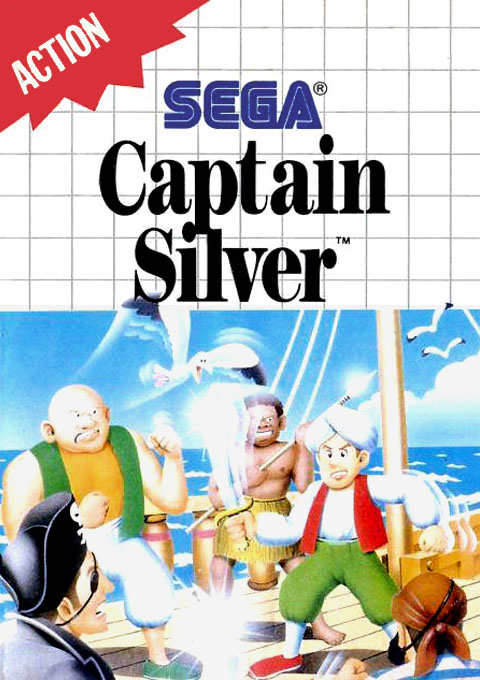 Captain Silver (Japan, Europe)