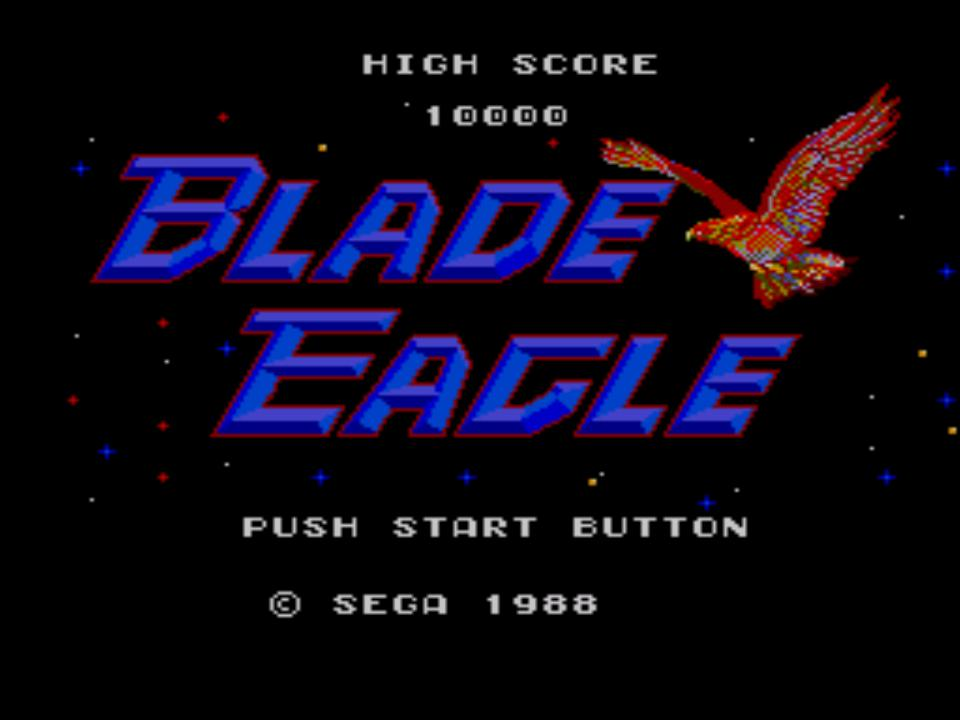 Blade Eagle (World)