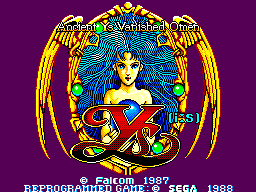 Ancient Ys Vanished Omen (USA, Europe)