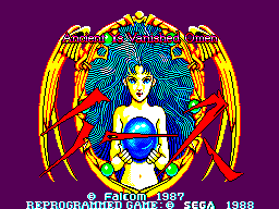 Ancient Ys Vanished Omen (Japan)