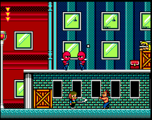 Alex Kidd in Shinobi World (USA, Europe)