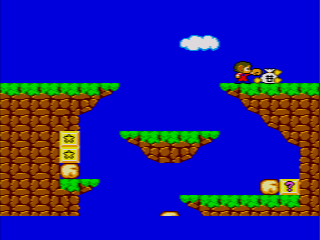 [BIOS] Alex Kidd in Miracle World (USA, Europe) Game
