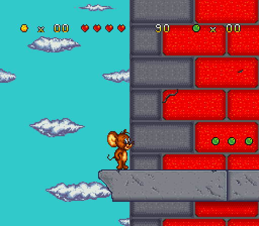 Super Tom and Jerry game