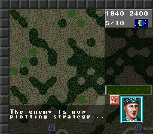 Operation Europe on snes game