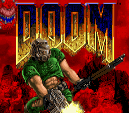 Doom on snes