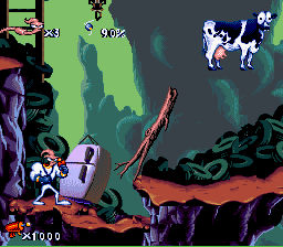 Earthworm Jim (GamesMaster Special Edition)