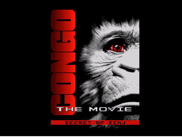Congo the Movie - The Secret of Zinj (Proto)